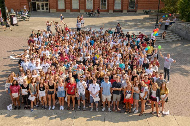 Freshman Class of 2018