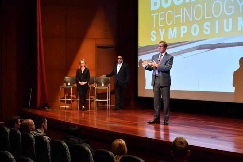 Business Technology Symposium panelists