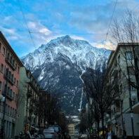 Downtown Brig, Switzerland