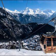 Switzerland Gondola