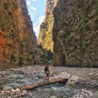 Samaria Gorge, Greece