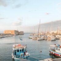Greece Harbour