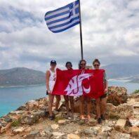 Cougar Pride in Greece