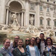 Trevi Fountain - Italy