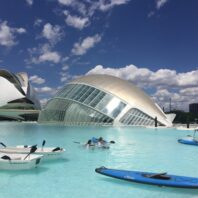 Spain, City of Arts and Sciences