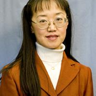 Weihong Katie Zhong Portrait