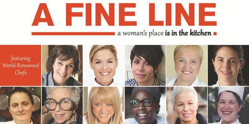 A Fine Line: a documentary explores why less than 7% of Head Chefs and restaurant owners are women