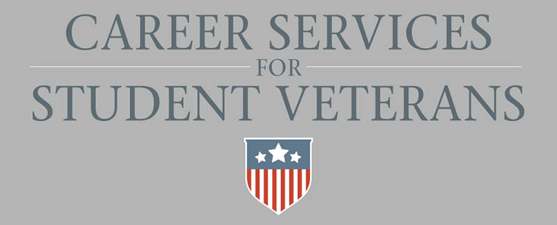 Student Veterans Career Center