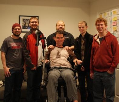 ALS team with Dave Bakken