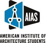 American Institute of Architecture Students (AIAS) logo