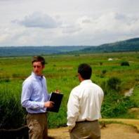 Scott Jones in East Africa