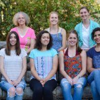 WSU Society of Women Engineers (SWE) Officers, 2016-2017