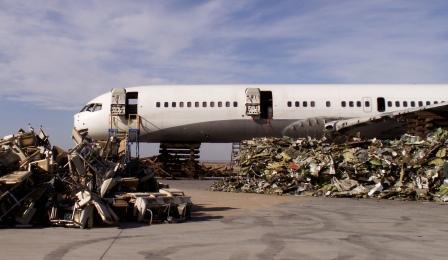 Airplane Scraps