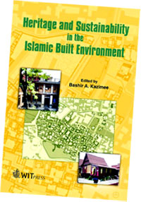 Heritage and Sustainability in the Islamic Built Environment book cover