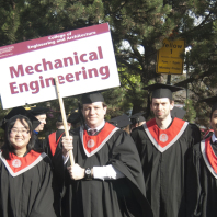 WSU Everett Mechanical Engineering graduates