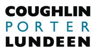 Coughlin Porter Lundeen logo