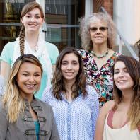 WSU Society of Women Engineers (SWE) Officers, 2015-2016