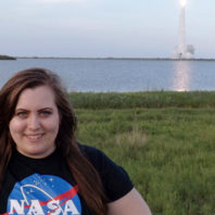 Amy Felt, NASA aerospace engineer and WSU Everett mechanical engineering graduate
