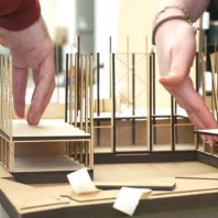 building a scale architecture model