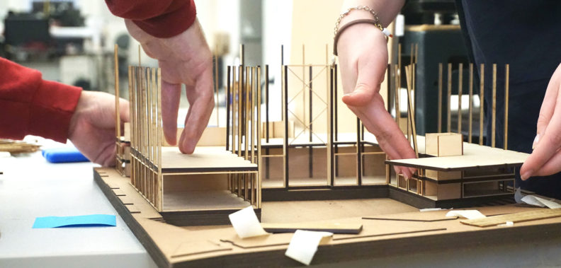 building a scale architecture model