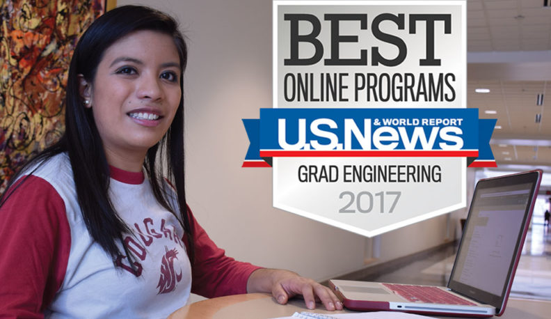 WSU Online Degrees Rank Among Nation's Best