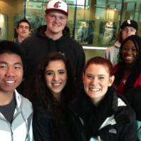 WSU STARS Students on field trip to Schweitzer Engineering Laboratories (SEL).