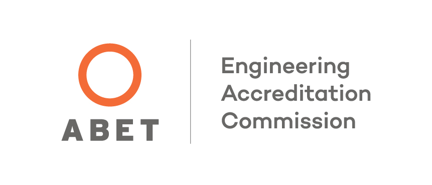 ABET Engineering Accreditation Commission logo.