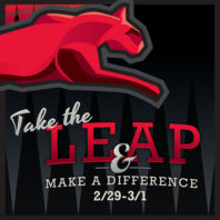Take the Leap and Make a Difference, February 29 to March 1.