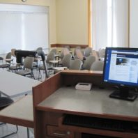 classroom front