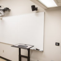 projectors, white board