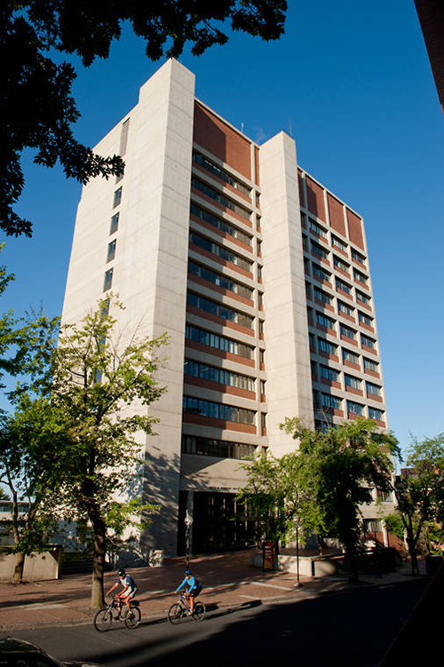 Webster Physical Sciences Building