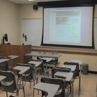 classroom rear