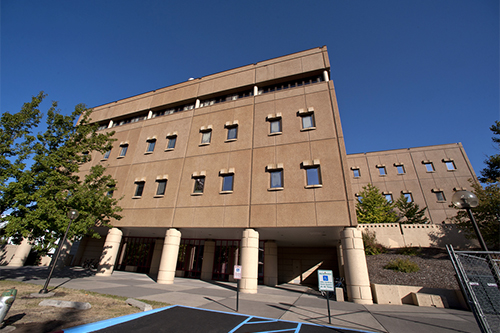 FSHN Food Science and Human Nutrition Building
