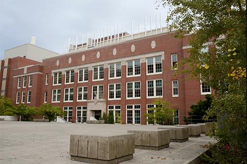 Fulmer Hall