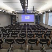 Photo: Classroom rear.