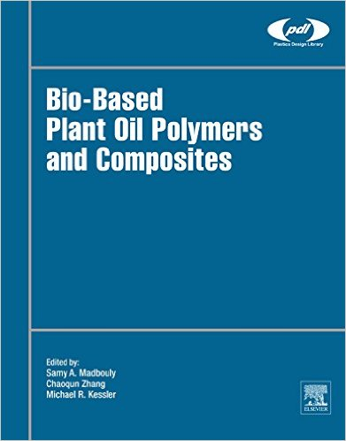 Bio-based Plant Oil book published