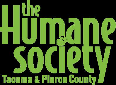 Tacoma and Pierce County Humane Society Logo