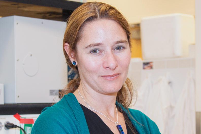 Allison Coffin in Profile