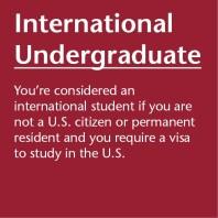 Intl Undergraduate
