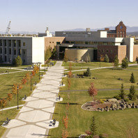 Image of the Spokane WSU Campus.