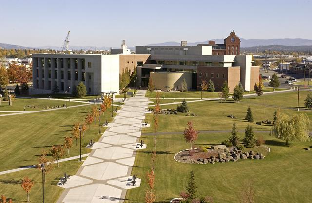 Image of the Spokane WSU Campus.