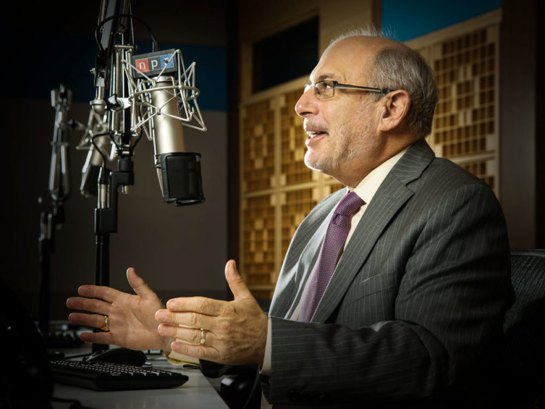 robert siegel at NPR