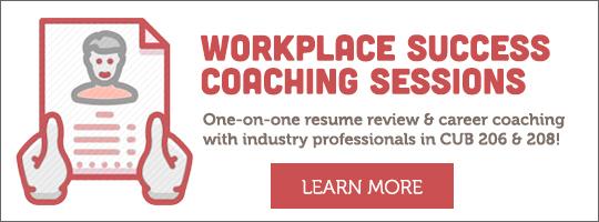 Career Coaching Banner Ad