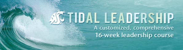 Tidal Leadership - A customized, comprehensive 16-week leadership course