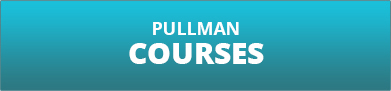 Pullman Courses on blue background