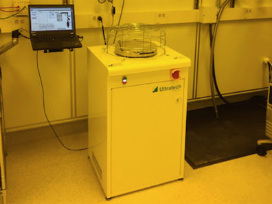 Center for Materials Research, Ultratech ALD machine.
