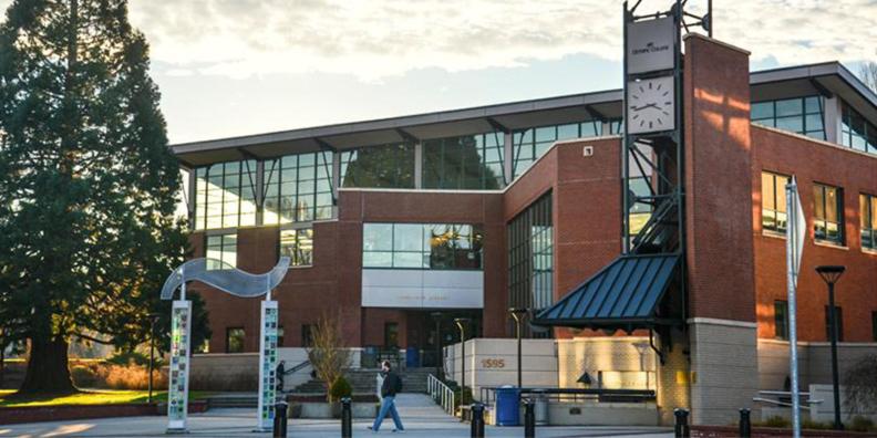 Bremerton campus.