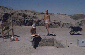 Excavators Loomis and Carlson 1951