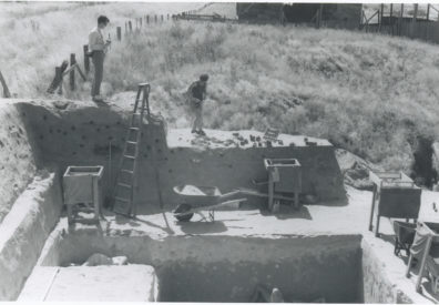 Early work at C1, 1968