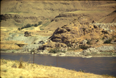 A closer view of Granite Point, July 1967